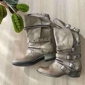 Call it Spring Moto boots